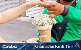 Phải đóng cửa vì Covid-19, doanh số sụt 95%, một chủ tiệm hoa ở Sài Gòn đã nghĩ ra cách độc đáo để tồn tại qua mùa dịch