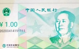 Lộ hình ảnh đầu tiên về tiền điện tử của Trung Quốc