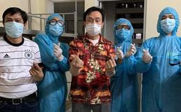 Danh hài Chí Tài đã chính thức hoàn thành 14 ngày cách ly tập trung, không quên ghi điểm bằng hành động nhỏ với bác sĩ
