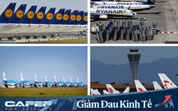 Khó khăn với ngành hàng không chỉ dừng ở nhu cầu khách hàng: Hơn 16.000 máy bay 'đắp chiếu' cần được bảo trì, lau dọn thuờng xuyên, phải chi hàng chục triệu USD phí đỗ