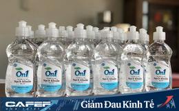Chủ sở hữu gel rửa tay khô On1 lãi lớn trong quý 1, giá cổ phiếu tiệm cận đỉnh lịch sử