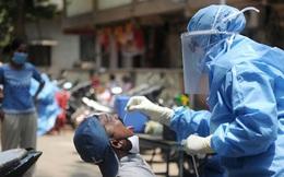 Tốc độ lây nhiễm Covid-19 tại Ấn Độ đang chậm lại