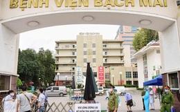 Bộ Y tế yêu cầu báo cáo gấp việc nữ điều dưỡng Bệnh viện Bạch Mai mang thai tuần 38 vẫn chống dịch Covid-19