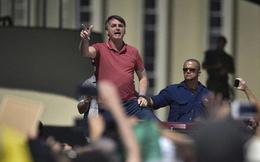 Tổng thống Brazil tham gia biểu tình phản đối lệnh phong toả