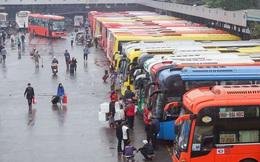Mở bến xe sau 0 giờ ở Hà Nội: Xe chạy ngày-đêm không được trái tuyến