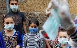 UNICEF: Đại dịch COVID-19 khiến hàng triệu trẻ em Trung Đông rơi vào cảnh nghèo đói