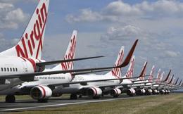 Hãng hàng không Virgin Australia vỡ nợ vì dịch COVID-19