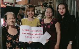 L'ORÉAL Việt Nam hỗ trợ khẩn cấp cho 54 gia đình học viên khó khăn do đại dịch Covid-19