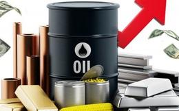 Thị trường ngày 23/4: Giá dầu bật tăng hơn 19%, vàng tăng cao