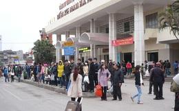 Bến xe, vận tải Hà Nội ra sao trong sáng mở cửa đón khách trở lại