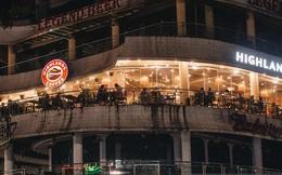 Thủ đô Hà Nội buổi tối đầu tiên nới lỏng giãn cách xã hội: Phố xá, trung tâm thương mại vắng vẻ, quán cafe lại đông nghịt như chưa hề có cách ly