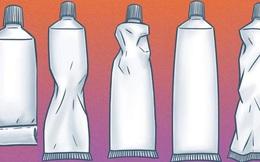 """Cách bạn """"bóp kem đánh răng"""" tiết lộ hàng loạt bí mật tính cách chưa ai nói về chính bạn"""