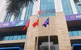 Tiền gửi không kỳ hạn của MBBank giảm tới 22% trong 3 tháng đầu năm