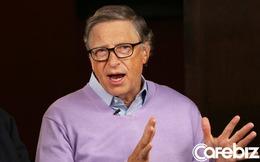 """Bill Gates tâm sự về đại dịch: """"Ước gì tôi có thể nói rằng chúng ta đã đi được nửa đường"""""""
