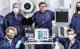 Chỉ trong 37 ngày, NASA thiết kế và chế tạo thành công máy thở xâm lấn vừa rẻ vừa đơn giản