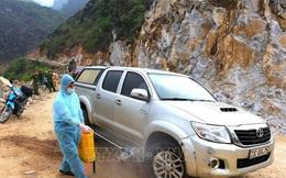 Hà Giang tiến hành test sàng lọc đối với người dân thị trấn Đồng Văn