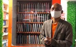 ATM sách đầu tiên ở Hà Nội - lan toả văn hoá đọc và sự sẻ chia tri thức hoàn toàn miễn phí