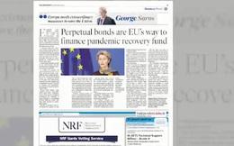 """Đề xuất phát hành """"trái phiếu vĩnh viễn"""" tại châu Âu"""