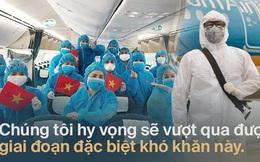 """Đại diện Vietnam Airlines: """"Toàn bộ người lao động sẵn sàng tạm ngừng việc hoặc đi làm mà không hưởng lương"""""""