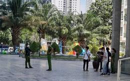 Công an bất ngờ trở lại hiện trường vụ tiến sĩ Bùi Quang Tín tử vong