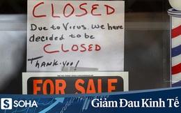 """Mỹ: Hàng trăm tỉ USD cứu trợ như """"muối bỏ biển"""", nhiều doanh nghiệp không thoát khỏi cảnh phá sản"""
