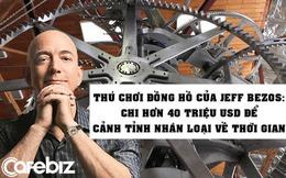 Tầm nhìn 10.000 năm trong chiếc đồng hồ 1.000 năm mới kêu 1 lần đang được Jeff Bezos xây dựng trong một ngọn núi