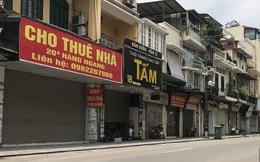 Tuyến phố đắt đỏ cả tỷ đồng/m2 ở Hà Nội vẫn chật vật tìm khách thuê