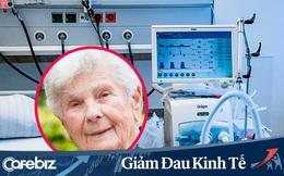 """Cụ bà nhiễm Covid-19 nhường máy thở cho người khác: """"Hãy dành máy thở cho những bệnh nhân trẻ hơn. Tôi đã có một cuộc đời thật đẹp rồi"""""""