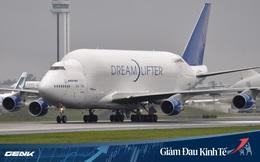 Boeing quyên góp 3 chiếc máy bay chở hàng ngoại cỡ để giúp phân phối hàng hóa liên quan virus corona