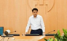 Ông Nguyễn Đức Chung: Hà Nội nghiên cứu thêm việc giãn cách giờ làm việc