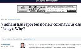 Báo Australia: Việt Nam có kết quả phi thường trong kiểm soát Covid-19
