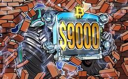 Bitcoin lần đầu vượt 9.000 USD kể từ thời điểm dịch bệnh Covid-19 lan rộng khắp toàn cầu