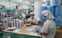 Việt Nam đã xuất khẩu hơn 415 triệu chiếc khẩu trang