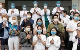 Người nước ngoài mắc Covid-19 xuất viện: Cảm ơn ngành y tế Việt Nam