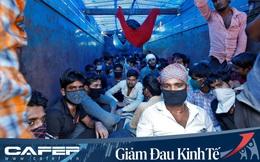 Số phận những lao động Ấn Độ không thể trở về nhà trước lệnh phong tỏa: Bất đắc dĩ trở thành người vô gia cư, tuyệt vọng kiếm đồ ăn để không chết đói
