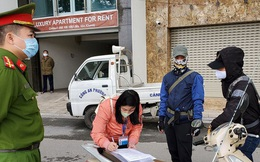 13 hành vi vi phạm quy định phòng chống Covid-19 tại Hà Nội sẽ bị xử phạt như thế nào ?