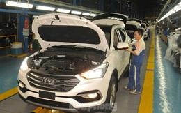 Giá tính lệ phí trước bạ nhiều mẫu ôtô giảm trăm triệu
