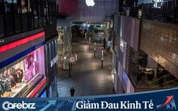 Những quán ăn vắng khách, các con phố mua sắm không bóng người ở Trung Quốc thời hậu Covid-19