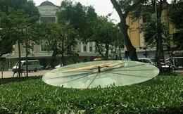 Hà Nội sẽ xây dựng cột mốc số 0 tại hồ Hoàn Kiếm