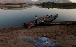 Lo cho an ninh lương thực hạ lưu Mekong