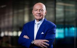 Ông vua của thị trường mới nổi Mark Mobius đầu tư sáng suốt ở  tuổi 80 nhờ luôn đặt ra 2 câu hỏi cấp thiết