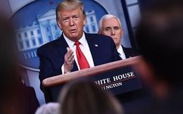 """Ông Trump thúc giục người Mỹ trở lại làm việc khi Covid-19 """"áp sát"""" Nhà Trắng"""