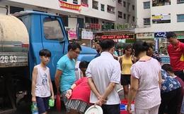 Người dân Hà Nội có thể bị mất nước vào cao điểm mùa Hè