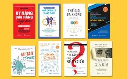 8 cuốn sách thổi bùng sinh khí cho doanh nghiệp sau đại dịch thế giới