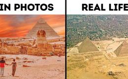 19 hình ảnh giải mã những điều bí ẩn trên thế giới mà chắc chắn nhiều người trong chúng ta đều đã từng thắc mắc