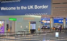 Anh: Gần 100.000 người nhập cảnh trong thời gian phong tỏa toàn quốc do COVID-19