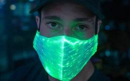 Nhà khoa học MIT đang phát triển những chiếc khẩu trang tự động phát sáng khi dính virus corona