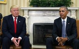 Tổng thống Trump muốn ép ông Obama ra làm chứng
