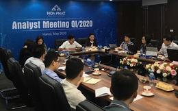 Chủ tịch Hòa Phát: Kế hoạch lãi 9.000 -10.000 tỷ đồng 2020, đến 2021 sẽ là công ty thép lớn nhất Việt Nam