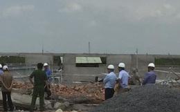 Thứ trưởng Xây dựng đến hiện trường, chỉ đạo điều tra vụ sập tường ở Đồng Nai